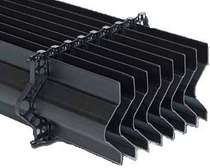 DEP156-38. Séparateur de gouttes pour les Tours de Refroidissement